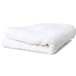 Bath Towel - White