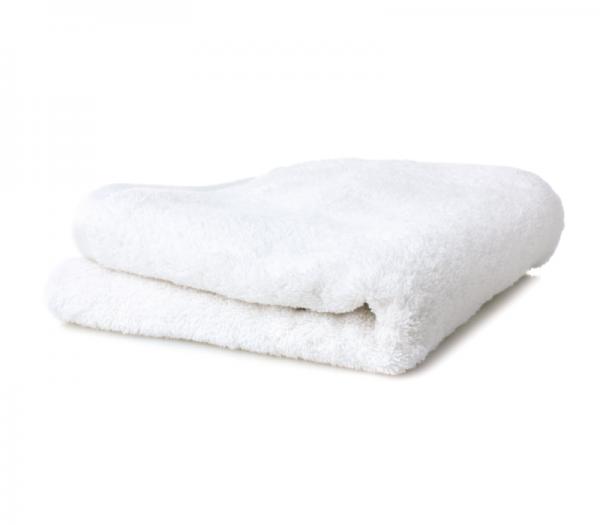 Bath Towel - White