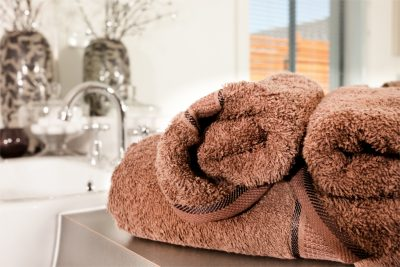 Lush, Gentelle Towels